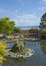 Free Japanese Garden, Torosay Royalty Free Stock Images - 27454559