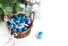 Free Christmas Decoration Royalty Free Stock Photography - 27450987