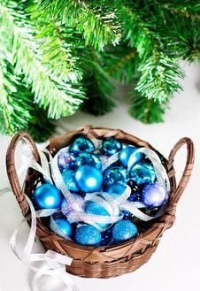 Free Christmas Decoration Stock Image - 27451011
