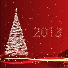 Free Christmas Tree Stock Images - 27452054
