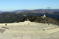 Free Landscape With Mountais Royalty Free Stock Photos - 27455548