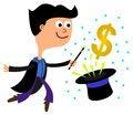 Free Magical Success Stock Image - 27464791