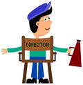 Free The Director Stock Photo - 27464850