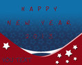 Free Happy New Year 2013 USA Royalty Free Stock Images - 27464969