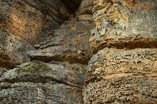 Free Sandstone Rock Royalty Free Stock Photos - 27460948