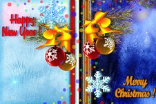 Free Winter Holidays Stock Images - 27461054