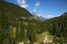 Free Sexten, Dolomite - Italy Stock Photography - 27463362