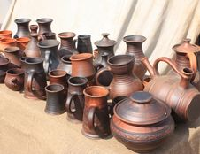 Free Pottery Stock Photography - 27468542