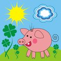 Free Pig Royalty Free Stock Photography - 27470477