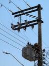 Free Street Light Post Stock Image - 27479861