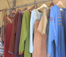 Free Linen Handmade Wear Royalty Free Stock Photo - 27471095