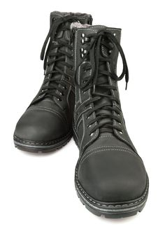 Free Boots Black Stock Photography - 27478462