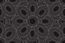Free Lacy Segment Seamless Pattern  Background Royalty Free Stock Images - 27478569