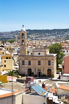 Free Chania Cathedral Stock Photo - 27478650