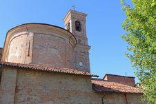 Free Ancient Church In Mondovì Stock Photo - 27478740