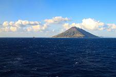 Free Stromboli Island Stock Photo - 27479700