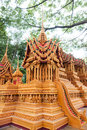 Free Sakon End Of Buddhist Lent Tradition. Royalty Free Stock Image - 27481926
