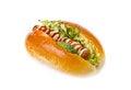 Free Hot Dog Bread Stock Image - 27483991