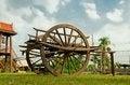 Free Antique Thai Wagon Royalty Free Stock Photos - 27484448