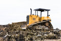 Free Bulldozer In Construction Site Royalty Free Stock Images - 27486799