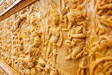 Free Sakon End Of Buddhist Lent Tradition. Royalty Free Stock Photo - 27480985