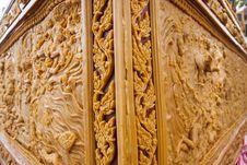 Free Sakon End Of Buddhist Lent Tradition. Stock Images - 27481114