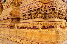 Free Sakon End Of Buddhist Lent Tradition. Royalty Free Stock Photo - 27481185
