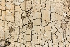 Free Close Up Of Cracked Soil Stock Photography - 27486982