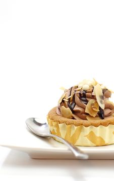 Free Cup Cake Royalty Free Stock Photos - 27489108