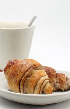 Free Mini Croissants Stock Photography - 27489122