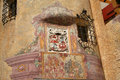Free Brunico Castle, Detail. South Tyrol - Italy Royalty Free Stock Images - 27494369