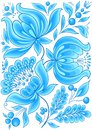 Free Hand-drawn Floral Background Stock Photos - 27497413