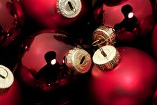 Free Christmas Decorations Stock Photos - 27493223
