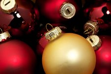 Free Christmas Decorations Royalty Free Stock Photography - 27493257