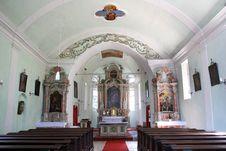 Free Church Of Santa Katerina, Brunico Stock Photography - 27494482