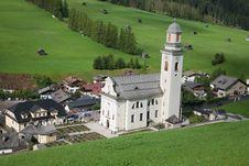 Free Church Of The Sesto Stock Photo - 27494680