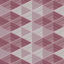 Free Seamless Geometric Background Royalty Free Stock Image - 27496086