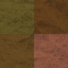 Free 4 Square Orange Olive Brown Textures Royalty Free Stock Photos - 27497528