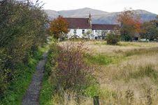 Free Country Farm House Stock Photos - 27498293