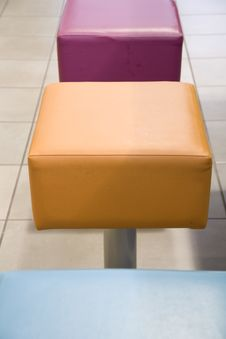 Free Restaurant Seats Royalty Free Stock Photos - 27499878