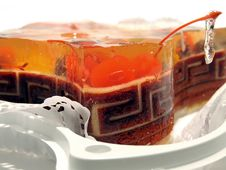 Free Jelly Fruit Cake Stock Photos - 2750933