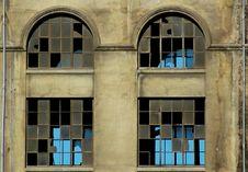 Free Industry Ruin Windows Royalty Free Stock Photos - 2753918