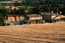 Free Marche Countryside Scene Stock Image - 2756241