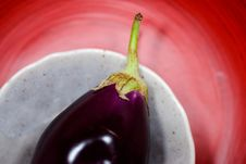 Free Mini Chinese Eggplant Stock Photos - 2756333