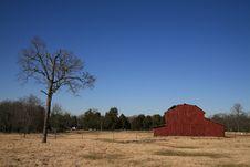 Free Rural Barn Stock Photos - 2757553