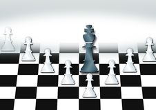 Free Chess Game Royalty Free Stock Image - 2758356