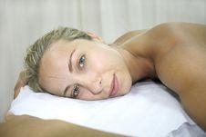 Free Massage Royalty Free Stock Photo - 2759435