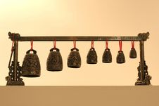 Free Chinese Musical Bells Stock Photo - 2759450