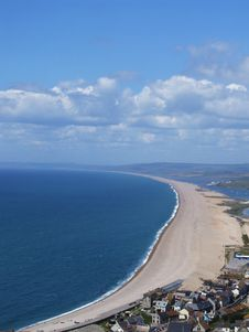 Free Chesil Beach Stock Photography - 2759612