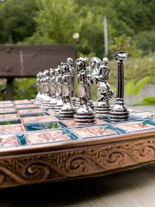 Free Chess Pieces 2 Stock Photo - 2759760